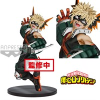 BANPRESTO MY HERO ACADEMIA KATSUKI THE AMAZING HEROES VOL.3